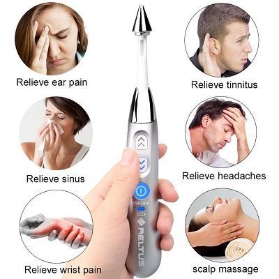 ARINO HEC 0003 WH masseur de tête
