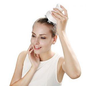 Naipo masseur de tête électrique sans fil