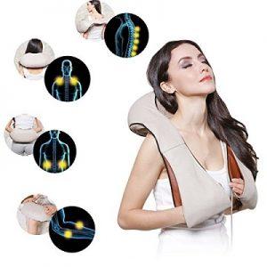 meilleur appareil de massage dos