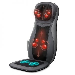 siège massant shiatsu 3D de Naipo