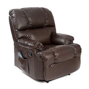 fauteuil de massage et de relaxation 6004 de Craftenwood