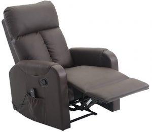 fauteuil massant électrique de HOMCOM