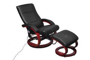 fauteuil massant pas cher et de relaxation VidaXL