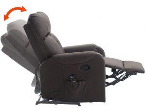 prix fauteuil massant électrique de HOMCOM