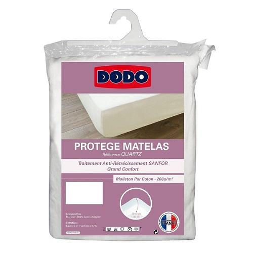 Protège matelas épais Dodo PMQFDH160