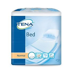 Protège matelas jetable TENA Bed Normal 60x90 cm