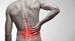 nubax réduire les douleurs vertébrale et dorsales