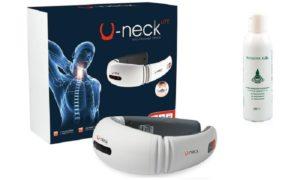 U-neck lite avis appareil de massage nuque cou et cervicales