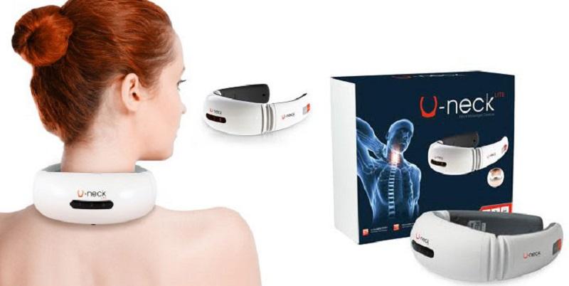 acheter appareil de massage cervicales U-neck lite avis